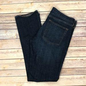 J.CREW Factory Matchstick straight leg jeans